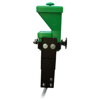 Granulátum adagoló adapter