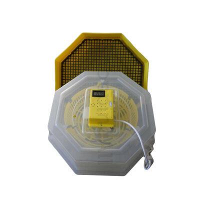 Keltetőgép Hőmérséklet-kijelzővel és páramérővel C5-HP